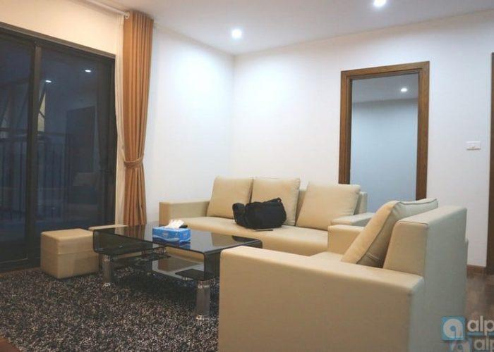 Căn hộ Goldmark City 3 phòng ngủ cho thuê tại quận Từ Liêm