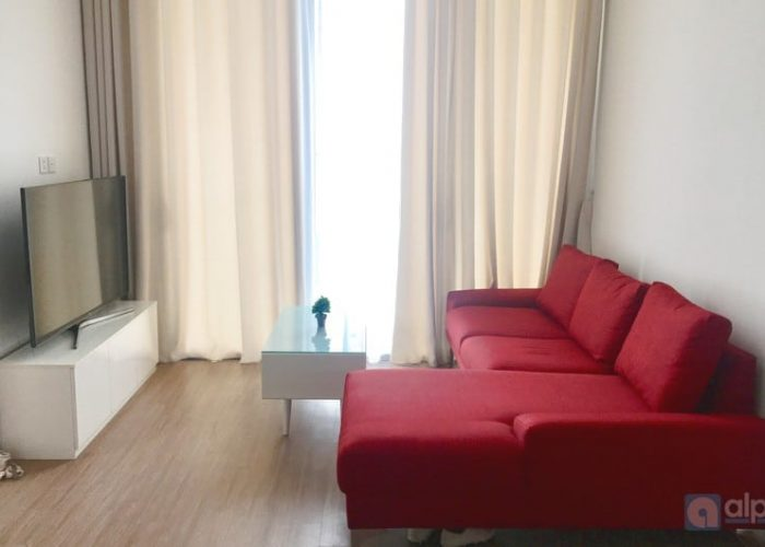 Two bedroom apartment for lease in Vinhomes Skylake Pham Hung