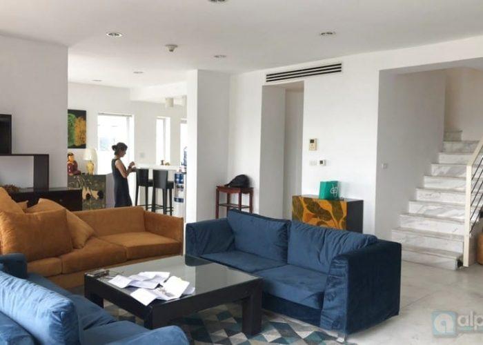 Cho thuê căn hộ Duplake, view Hồ tại Golden Westlake, Hà Nội