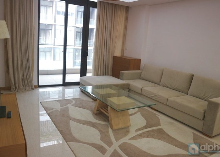 Dolphin Plaza Hanoi for rent, 2 bed/2bath on high floor