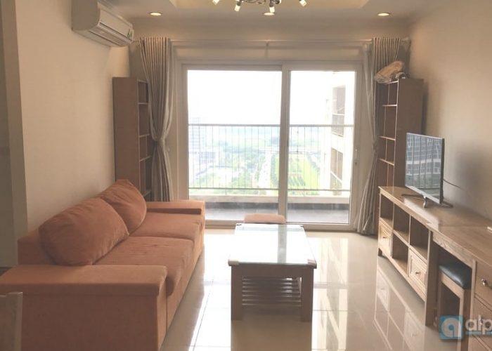 Căn hộ Golden Palace 3 phòng ngủ cho thuê ở Mễ Trì