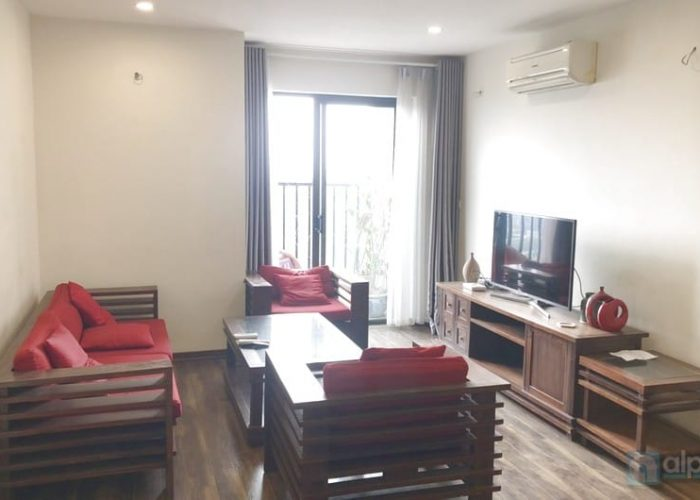 Two bedroom Apartment in Lac Hong West Lake for lease