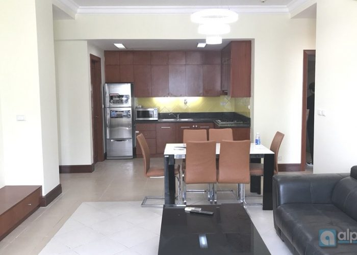 Modern apartment 2Br in The Garden for lease