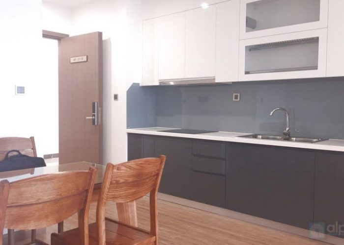 Fabulous one bedroom apartment for rent in Metropolis Lieu Giai