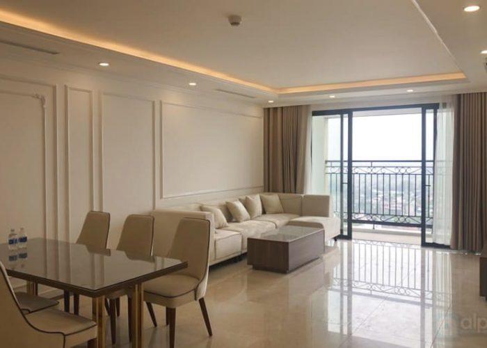 D'le Roi Soleil 3 bedroom, 2 bathroom apartment for lease, Westlakeview