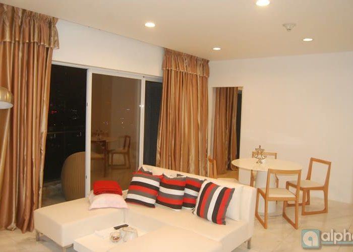 One bedroom in Golden Westlake Hanoi for rent
