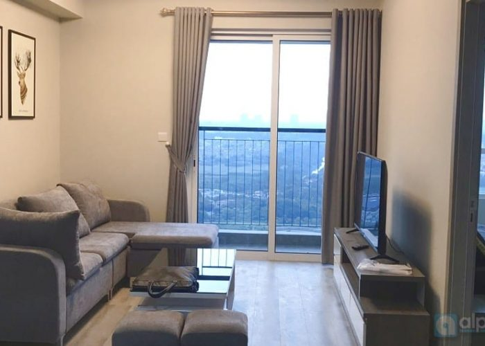 City view 2 bedroom apartment for rent in Seasons Avenue Ha Dong!
