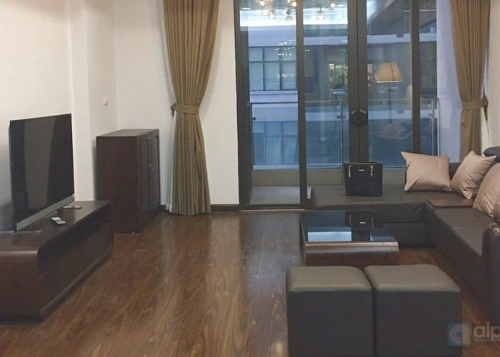 Fully furnished apartment for rent in Dolphin Plaza