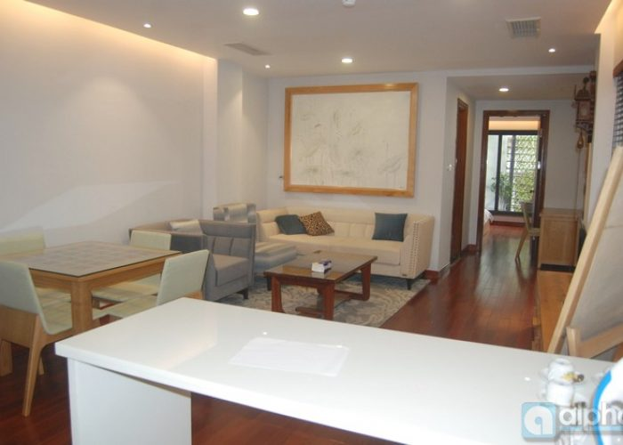 New and modern apartment in Hoan Kiem, 75sq.m, 1 luxury bedroom