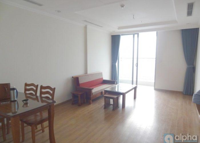 Cho thuê căn hộ nội thất mới tại Vinhomes Nguyễn Chí Thanh, Đống Đa, Hà Nội