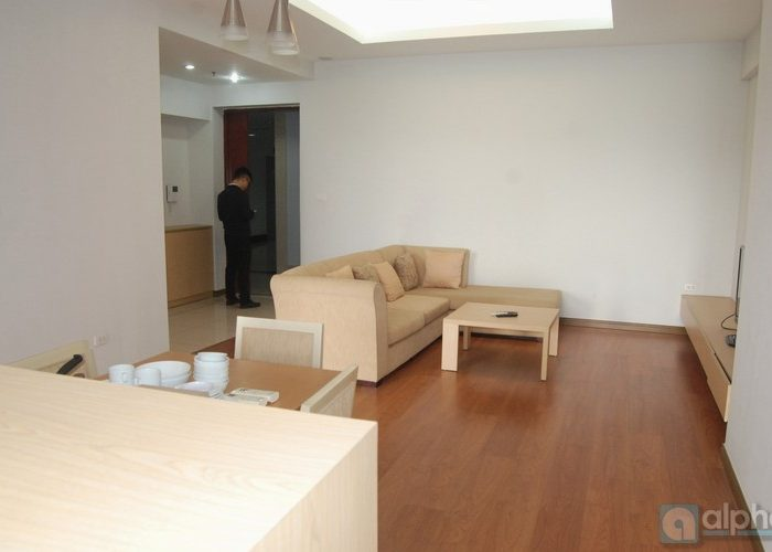 Spacious 02-Bedroom apartment for rent in Star Tower – close to Keangnam area.