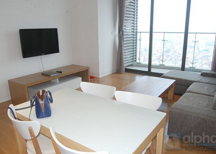 Two bedrooms apartment for rent at Indochina Plaza Ha Noi