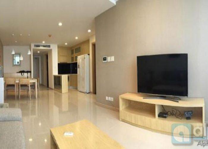 Căn hộ 3 phòng ngủ, nội thất mới cho thuê tại Thăng Long Number One, Từ Liêm