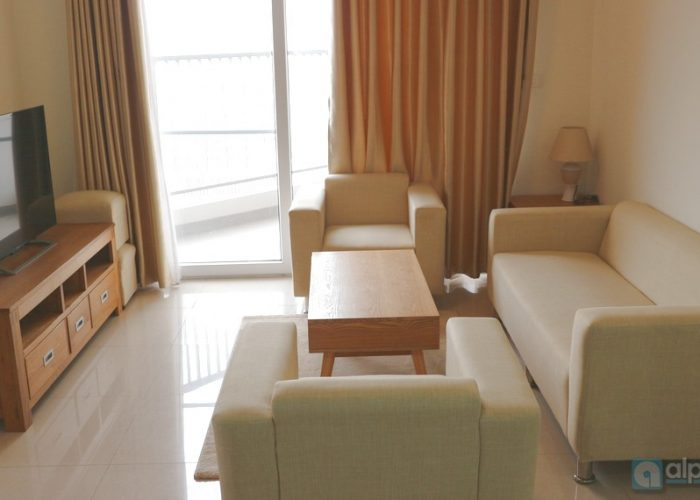 Charming apartment in Golden Palace with 03 bedrooms.