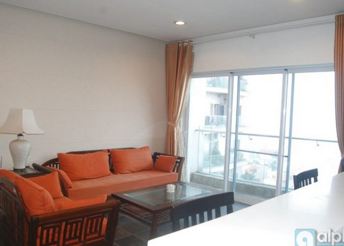 Quality apartment in Golden Westlake Ha Noi. 02 bedrooms