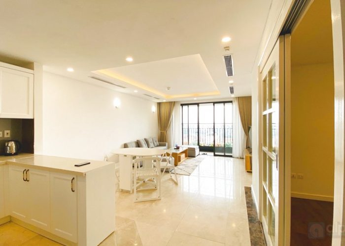 Brand new 02 bedroom apartment at Dleroi solei for rent