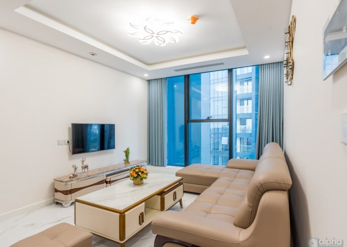 Brilliance apartment in S2 tower – Sunshine City to rent