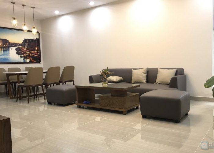 Cho thuê căn hộ 3 phòng ngủ mới đẹp tại Ciputra Hà Nội