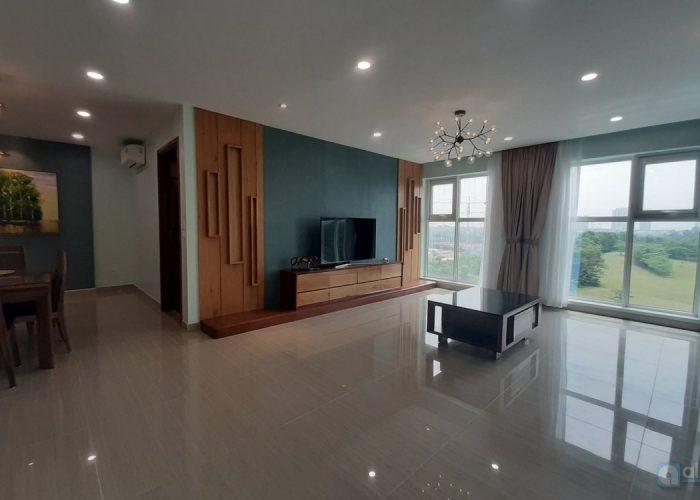 Cho thuê căn hộ 3 phòng ngủ L4 Ciputra ,tầng cao