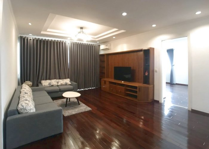 Cho thuê căn hộ 3 phòng ngủ tại E4 – Ciputra Hà Nội