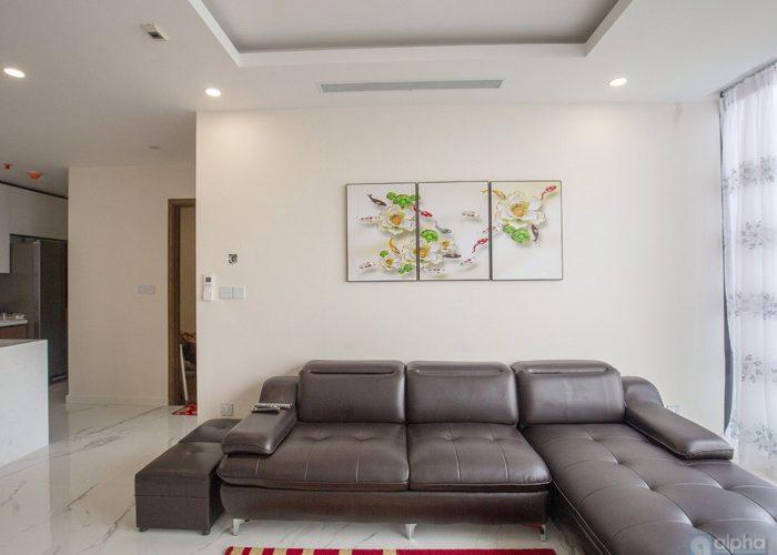 Cho thuê căn hộ Sunshine City view Sông Hồng