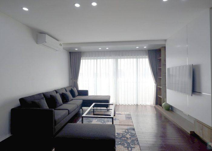 Cho thuê căn hộ 03 phòng ngủ cao cấp tại E4 Ciputra Hà Nội