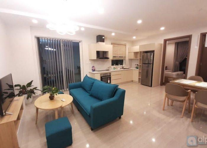 Cho thuê căn hộ 02 phòng ngủ hoàn toàn mới tại The Link Ciputra Hà Nội