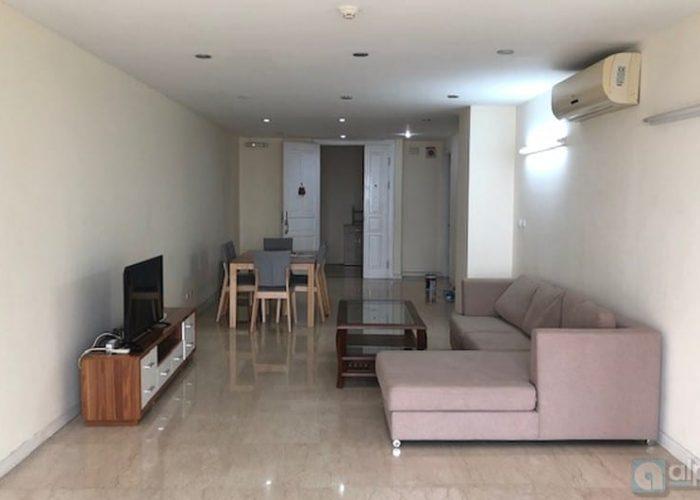 Cho thuê căn hộ 3 phòng ngủ tại tòa P Ciputra Hà Nội