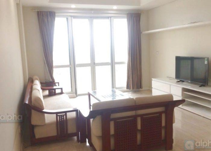 Căn hộ 4 phòng ngủ có view cực đẹp tại tòa P2 Ciputra