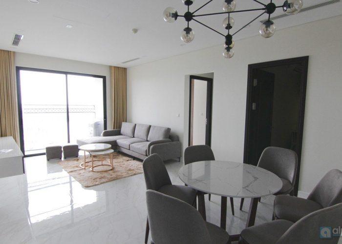 Căn hộ 3 phòng ngủ tuyệt đẹp cho thuê tại dự án D'eldorado