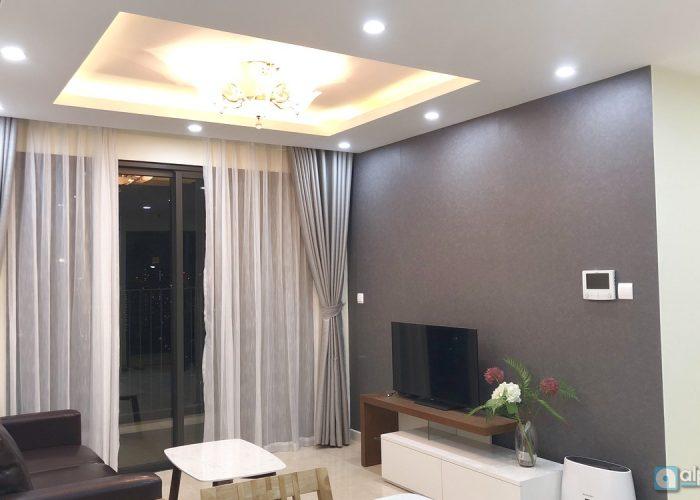 Căn hộ cao cấp cho thuê 2 phòng ngủ đủ đồ tại vinhomes D'capitale
