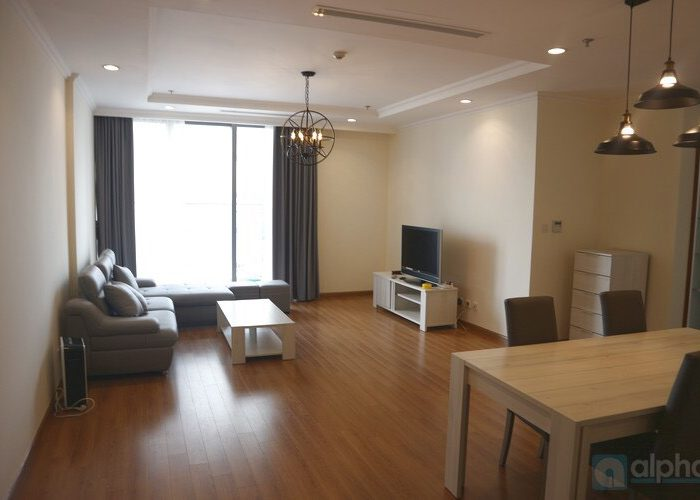 Fabulous Apartment for rent in Vinhomes Nguyen Chi Thanh