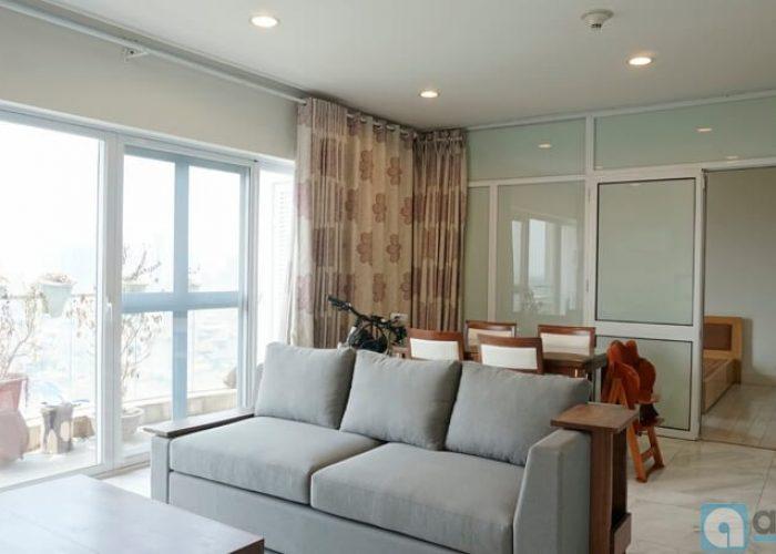 Cho thuê căn hộ cao cấp 1 phòng ngủ tại Golden Westlake