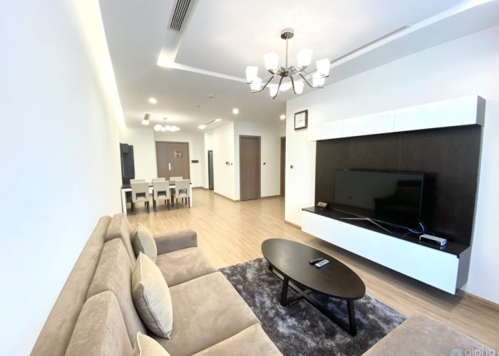 Internal view apartment in Vinhomes Metropolis for lease