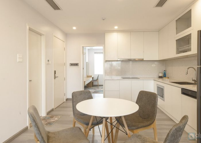 One bedroom service apartment for rent in Tay Ho
