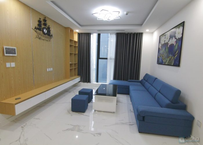 Red river view apartment in Sunshine City to rent