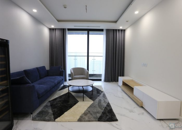 Rental Duplex apartment in Sunshine City – Hanoi