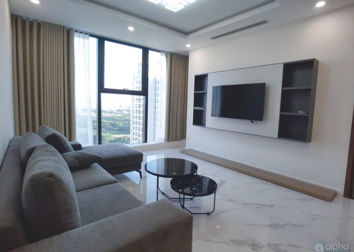 Modern apartment for rent in Sunshine City