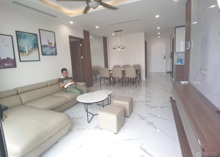 03 bedroom apartment for rent in Sunshine City