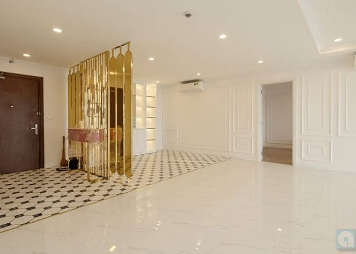 Stupendous big apartment in Kosmo Tay Ho to lease