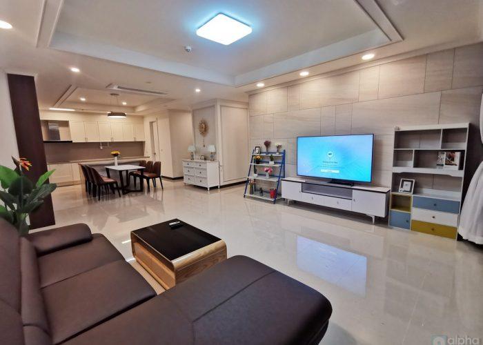 Sumptuous apartment for lease in Starlake – Westlake Hanoi