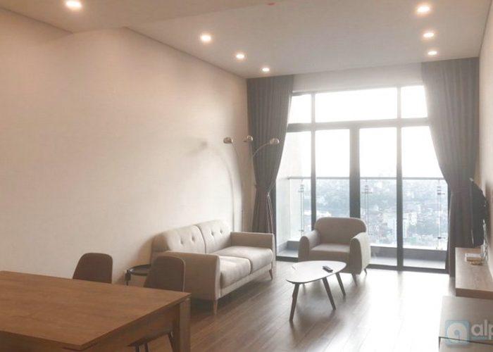 Căn hộ ba phòng ngủ cho thuê tại Sun Ancora Residence