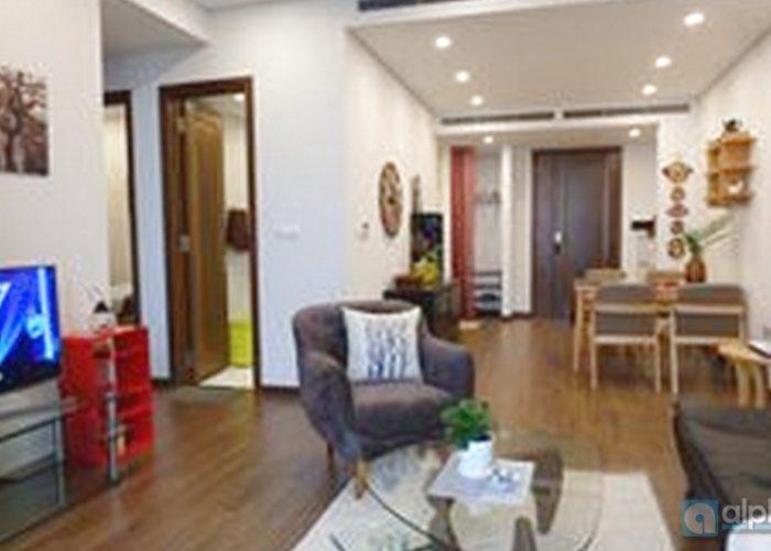 Cho thuê căn hộ 2 phòng ngủ tại Sun Acora, Hai Bà Trưng, Hà Nội