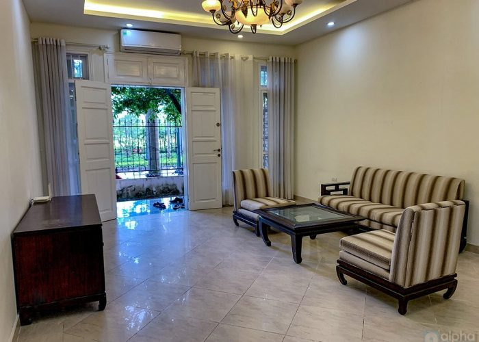 Villas near UNIS for lease in Ciputra – fully furniture