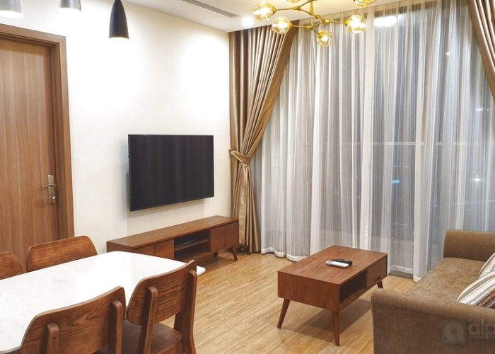 Incredible, 02 bedroom apartment in Skylake Building for lease in My Dinh