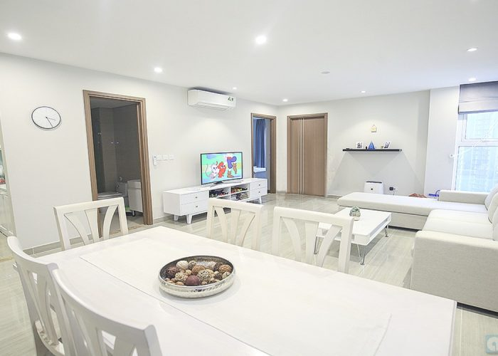 Good quality 03 bedrooms apartment in L Tower, reasonable price