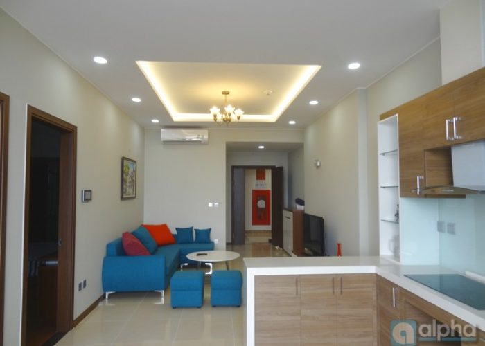 Trang An Complex's apartment rental, contemporary style, central location
