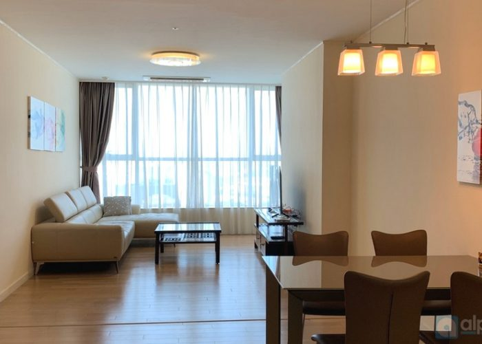 Good quality 03 bedroom apartment to rent in Keangnam Landmark