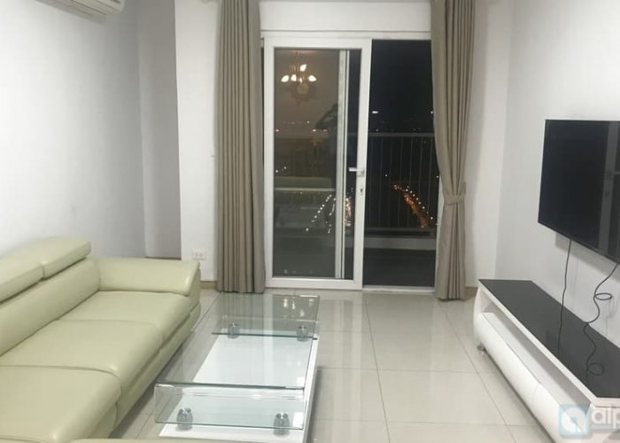 Fully furnished with 3 bedroom apartment for rent in Golden palace, Nam Tu Liem district