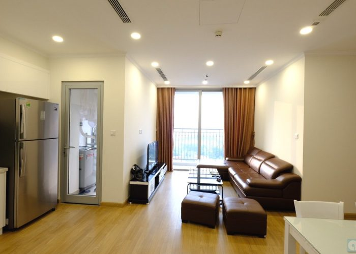 02 bedroom apartment to rent in Vinhomes Gardenia